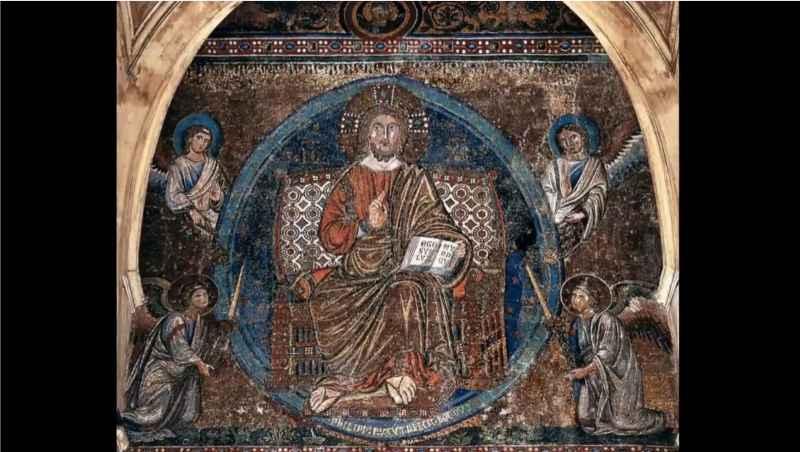 8 Jesus On Ascension Throne