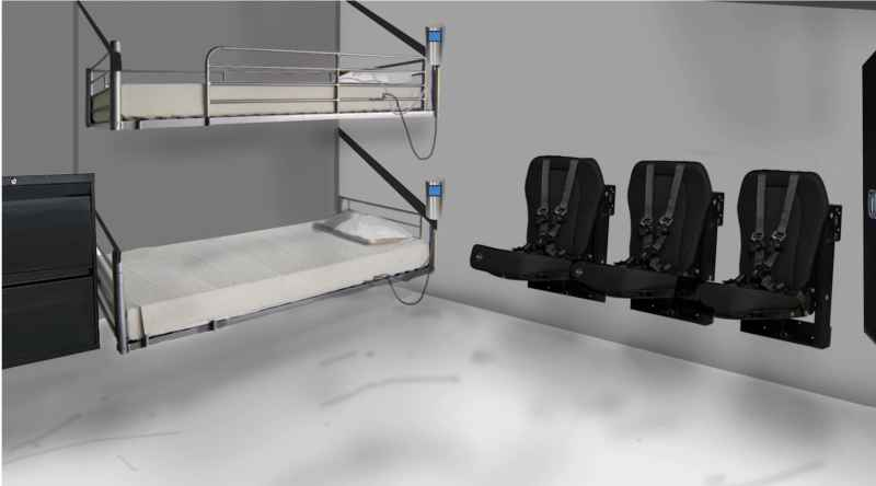 2 Image With Bunks And Chairs