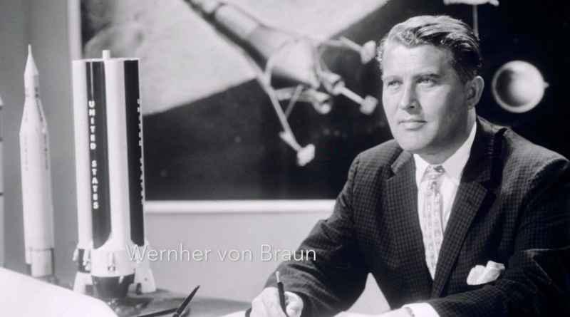 17 Wernher Von Braun